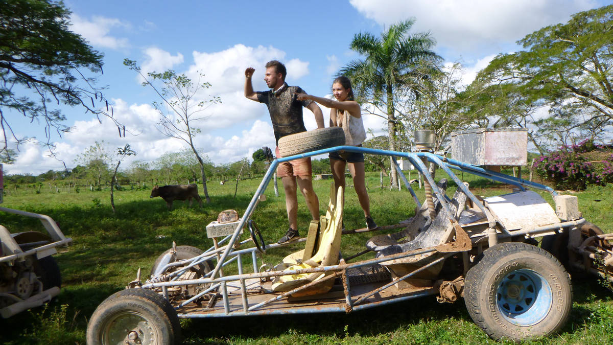 Xtreme-Buggy Adventures - charming rugged terrains - Dominican Republic