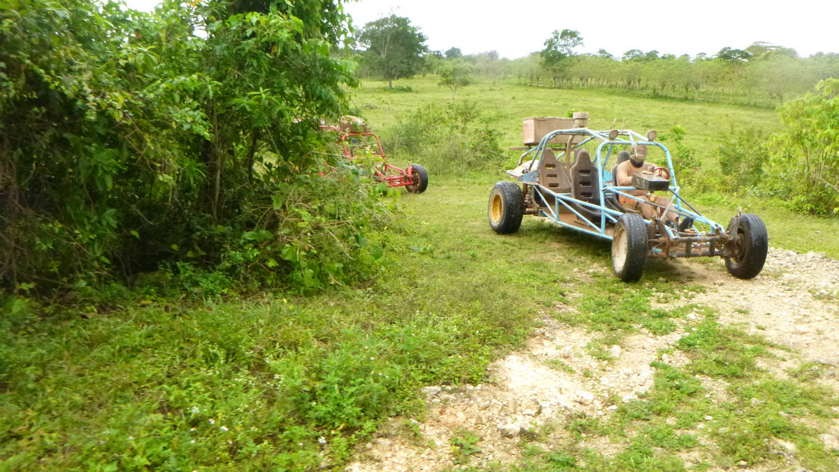 Xtreme-Buggy Adventures - lovely countryside - Punta Cana
