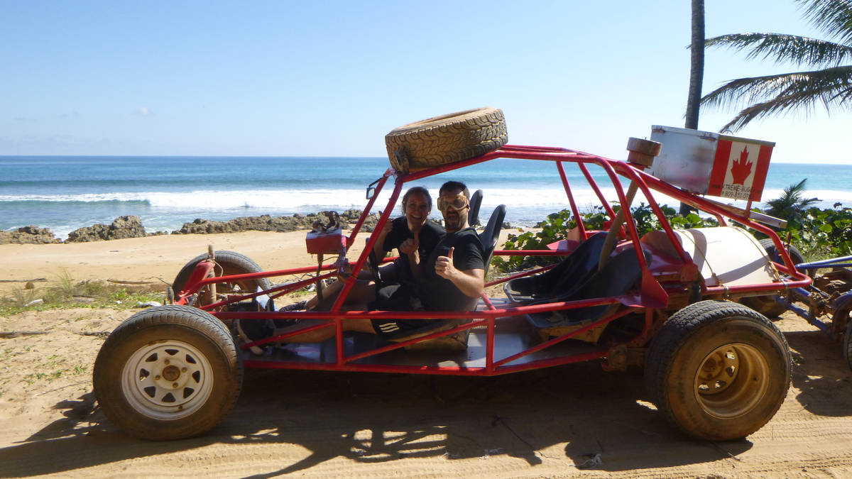 Captivating natural scenery - Xtreme-Buggy Tours