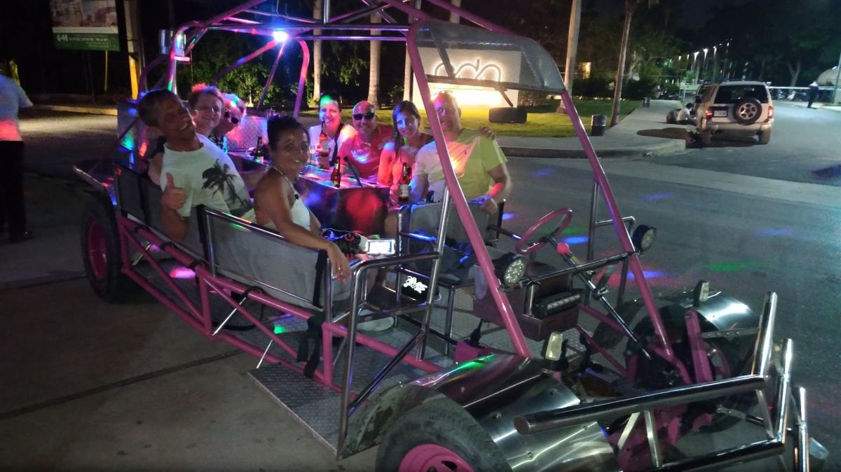 Party Buggy Excursion - The superb Party Buggy experience in Punta Cana, Dominican Republic