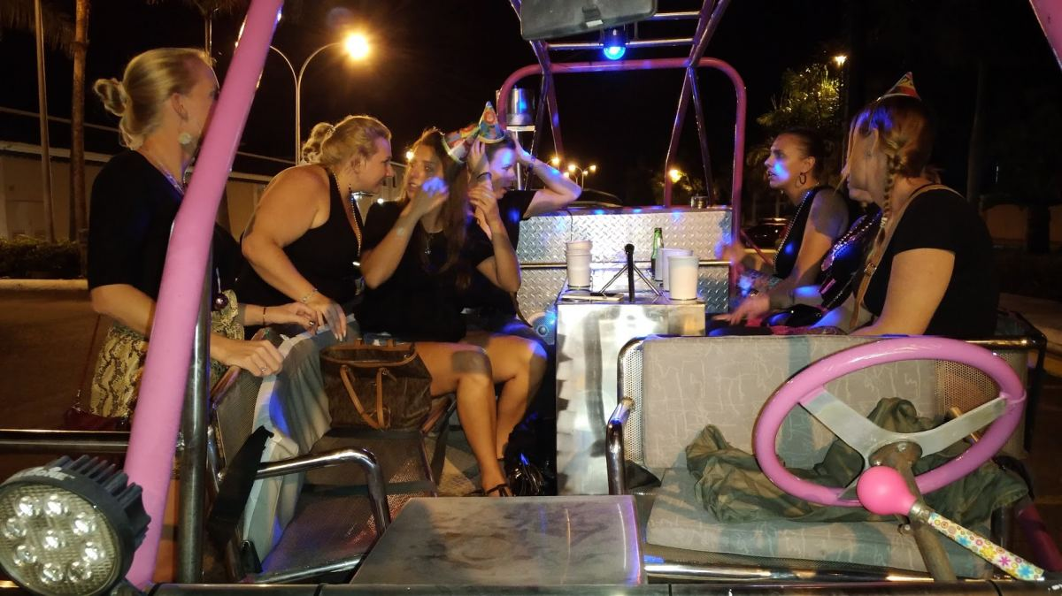 Party Buggy Tour - The superb Party Buggy experience in Bavaro - Punta Cana