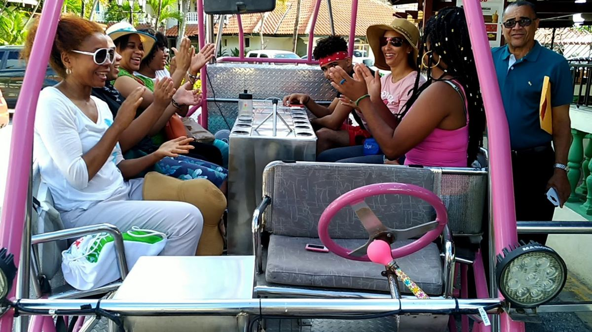Party Buggy Adventure - The superb Party Buggy experience in Bavaro, Dominican Republic