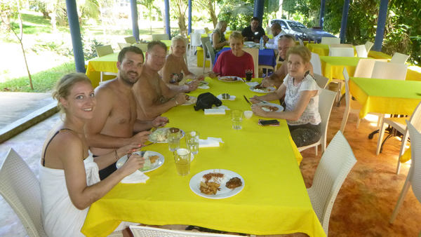 Xtreme-Buggy Tours - classic dominican lunch - Dominican Republic