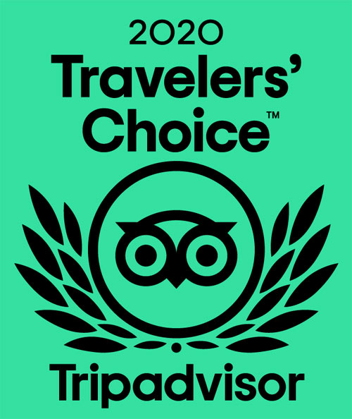 Travelers' Choice Award